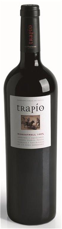 TRAPIO - Tinto Monastrell - Cosecha 2014, 0,75 l