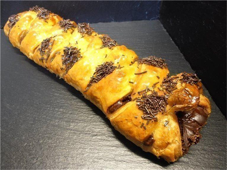 Trenza de Chocolate, 1 ud