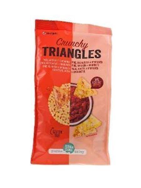 Triángulos de maíz, sarraceno y amaranto
