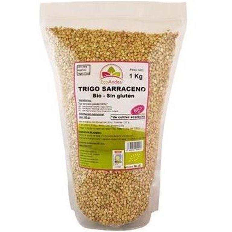Grano de Trigo Sarraceno Bio 10kg