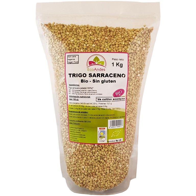 Grano de Trigo Sarraceno Bio 500g
