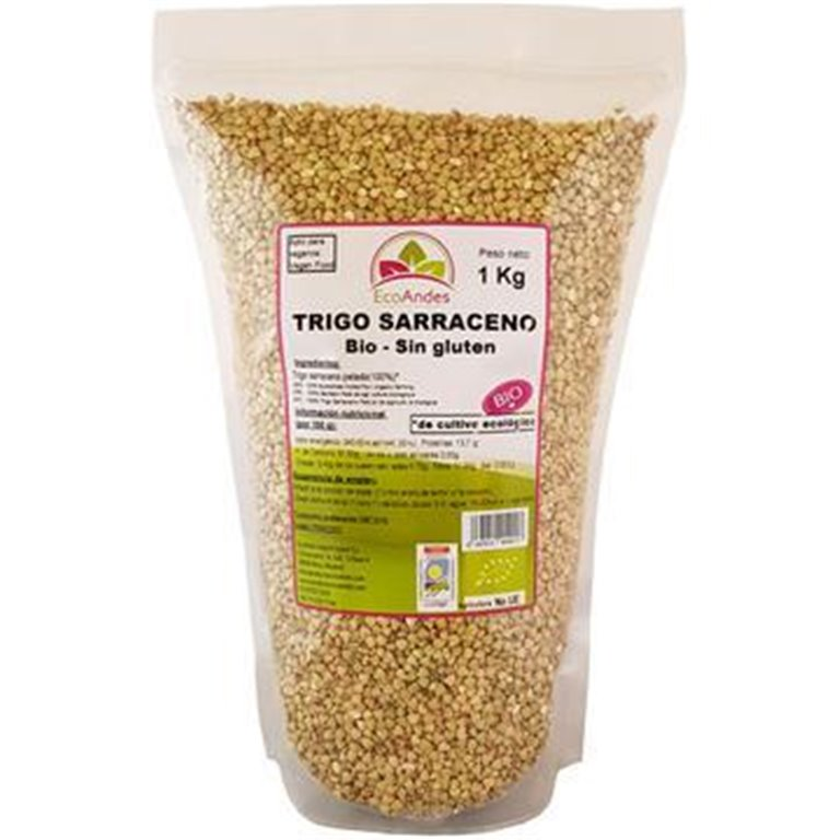 Trigo Sarraceno Bio 5kg, 1 ud