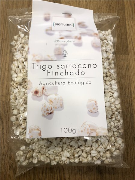 Trigo Sarraceno Hinchado
