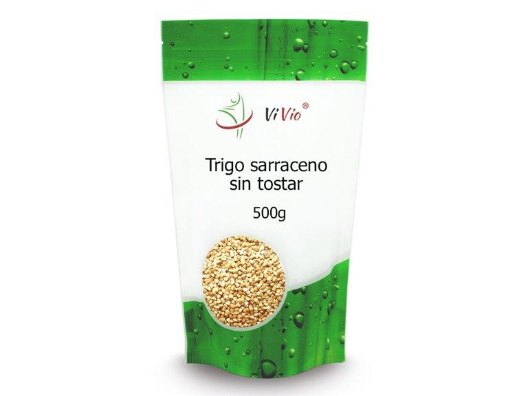 Trigo sarraceno sin tostar 500g