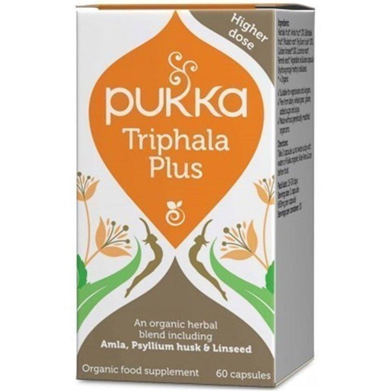 Triphala Plus 60 Cap