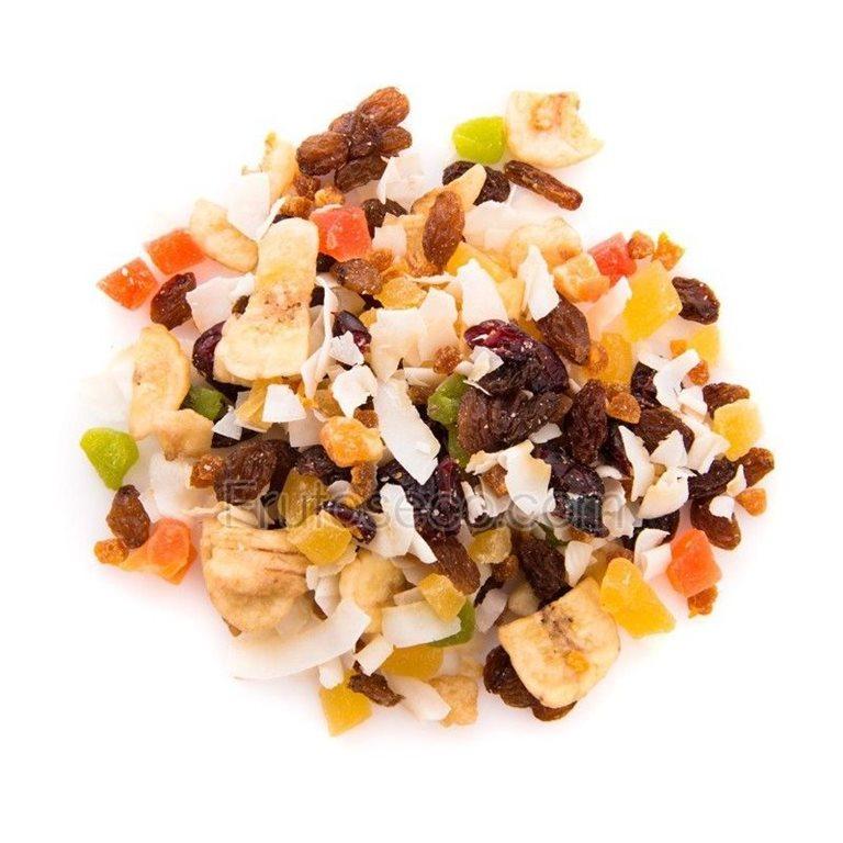 """Tropical Fruit Mix, 210 gramos """"envasado al vacío"""", 1 ud"""