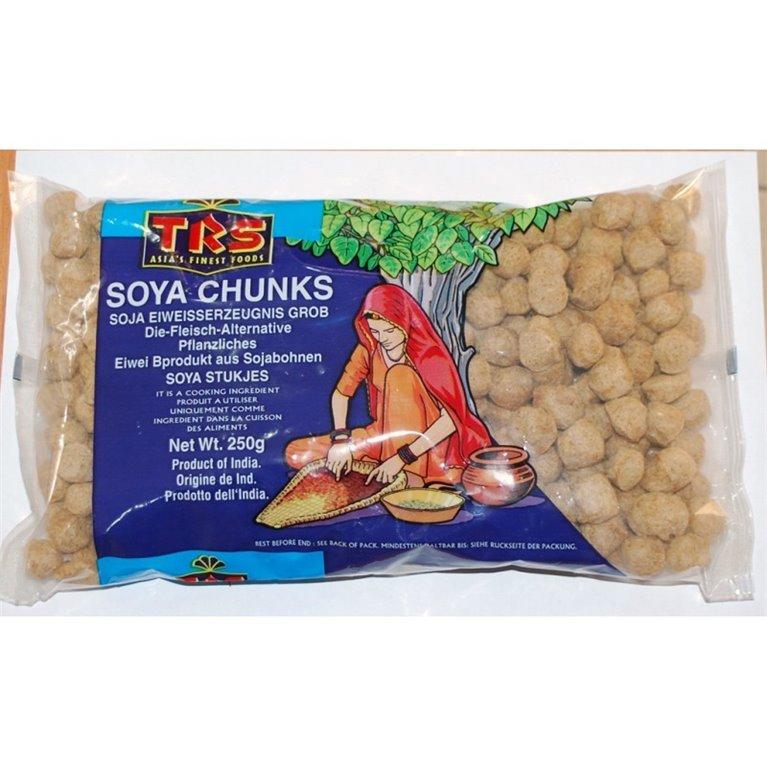 Trozos de Soja (Soya Chunks) 250g