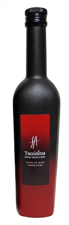 Tuccioliva. Aceite de oliva Picual. Botella Sirena 500 ml
