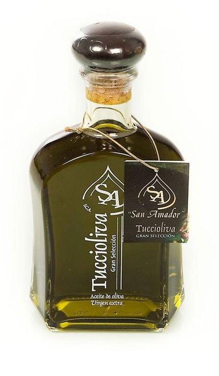 Tuccioliva. Aceite de oliva Picual. Matilda 700 ML