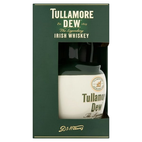 TULLAMORE DEW CROCK 0,70 L. 40º