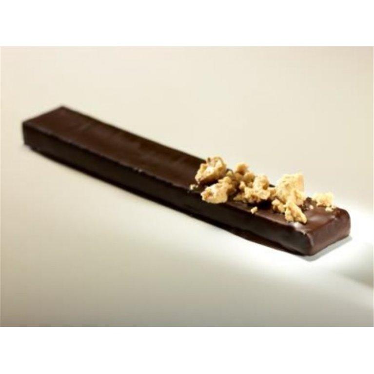 Turrón Artesano Nougat Blando con Chocolate Blanco 150 gr., 1 ud