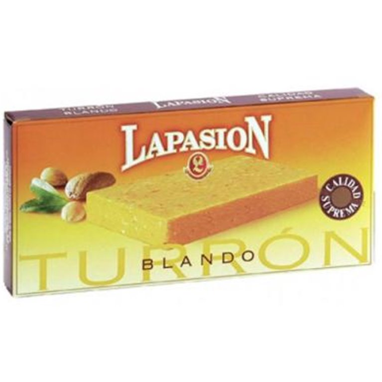 Turron Blando Lapasion, 1 ud