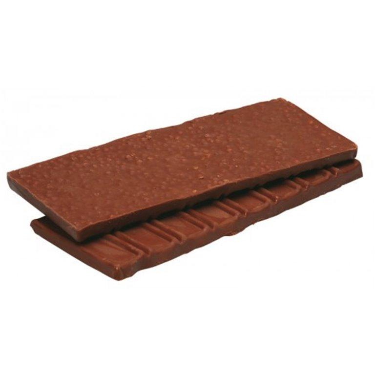 Turrón de Chocolate Crujiente 200g, 1 ud