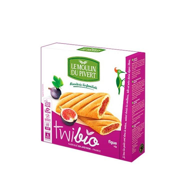 Twibio Delicias de Higos Bio Fairtrade 150g