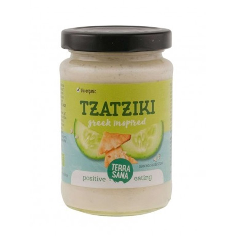 Tzatziki Salsa Yogur Hierbas Y Pepino, 1 ud