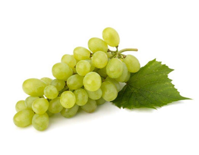 Uva blanca Ecológica, 500 gr