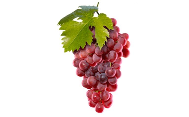 Uva roja, 500 gr