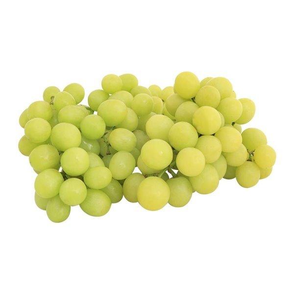 Uva verde (con pipas)