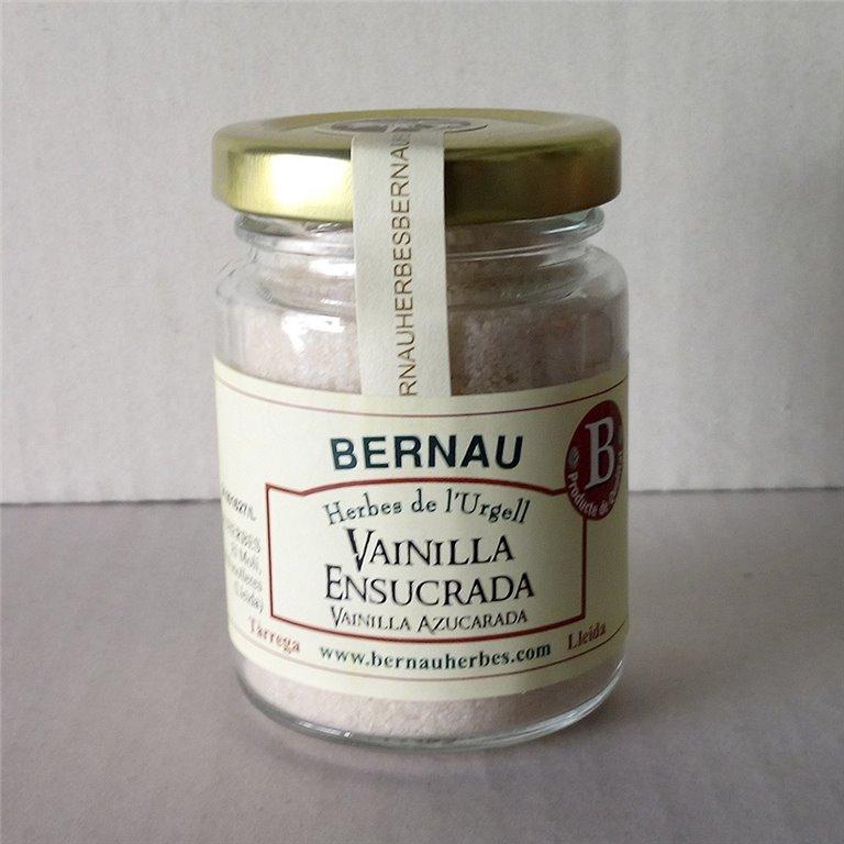 Vainilla azucarada 80gr. Bernau Herbes. 12un., 1 ud