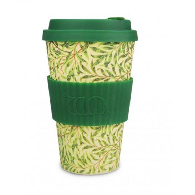 Vaso de bambú reutilizable