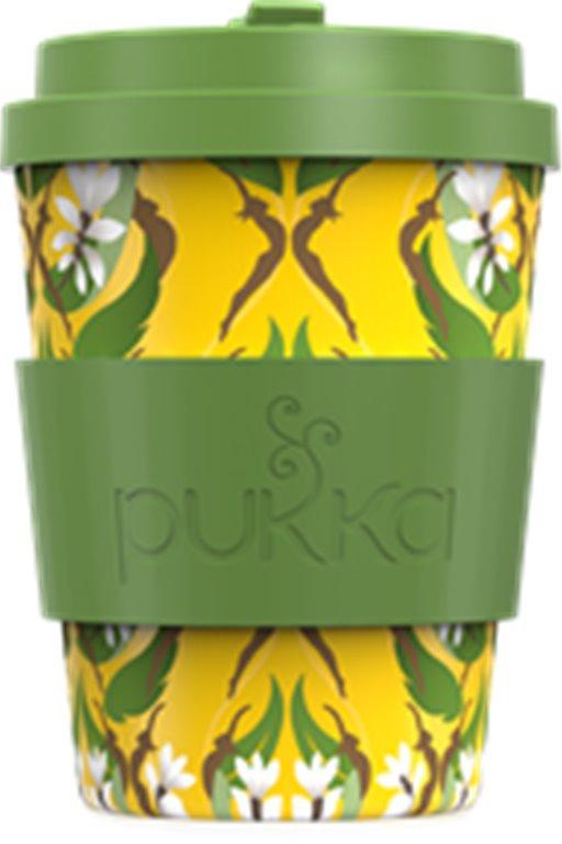 Vasos Pukka Bambú Turmeric  Reutilizable