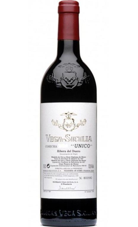 Vega Sicilia Único 2008, 1 ud