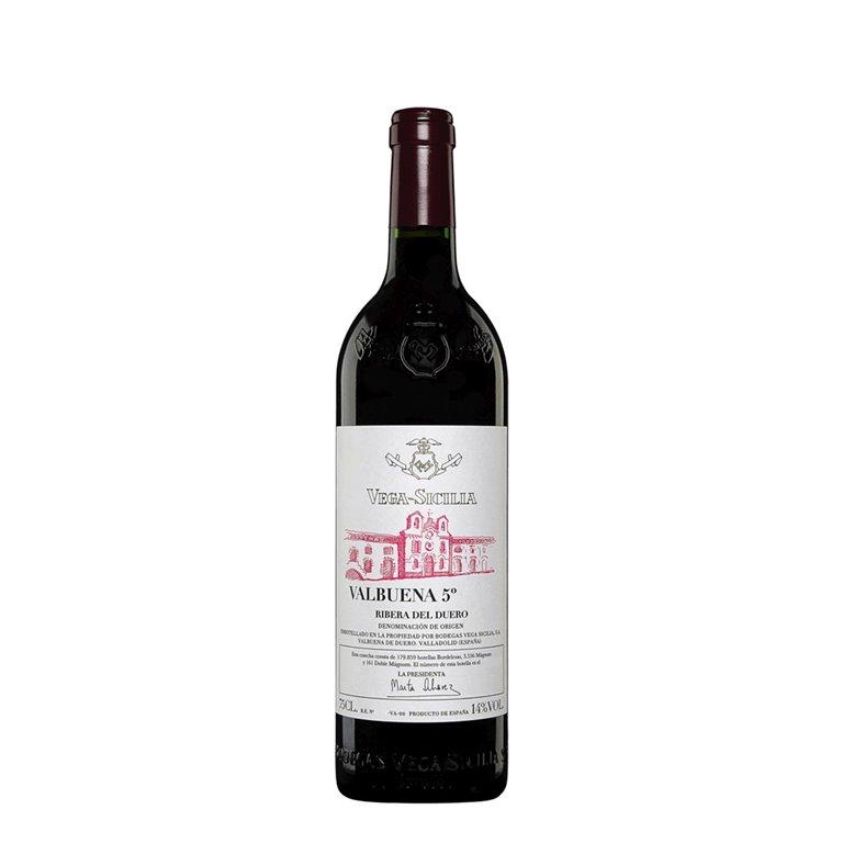 Vega Sicilia Valbuena 5 Cosecha 2015 Magnum