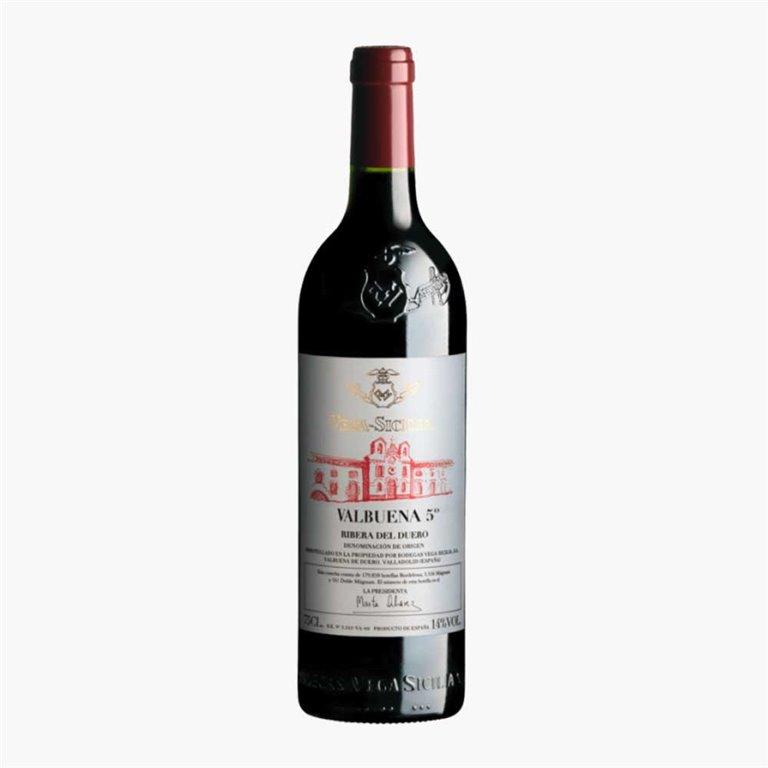 Vega Sicilia Valbuena 5 Cosecha 2016 Magnum