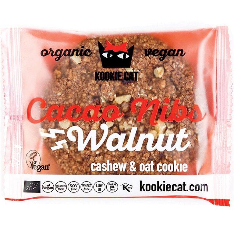 Vegan cookie de nueces, 50 gr