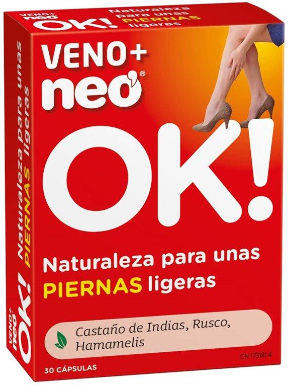 Veno Plus Neo 30 Cápsulas