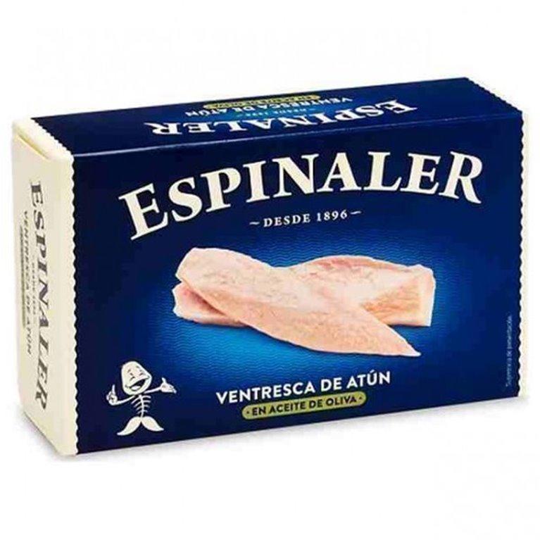 Ventresca de Atún en Aceite de Oliva Espinaler
