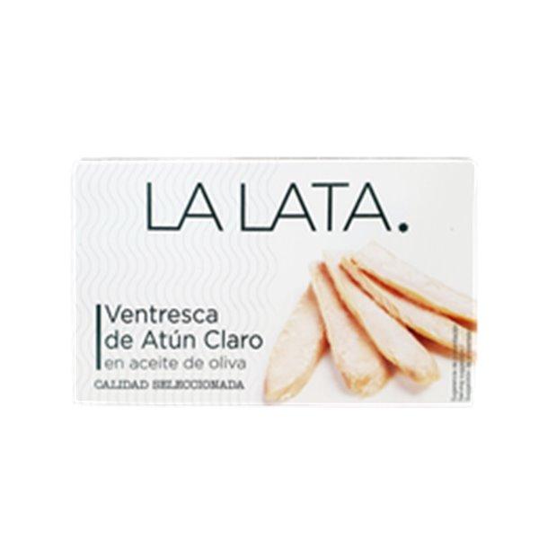 Ventresca de Atún Marisol 120 gs