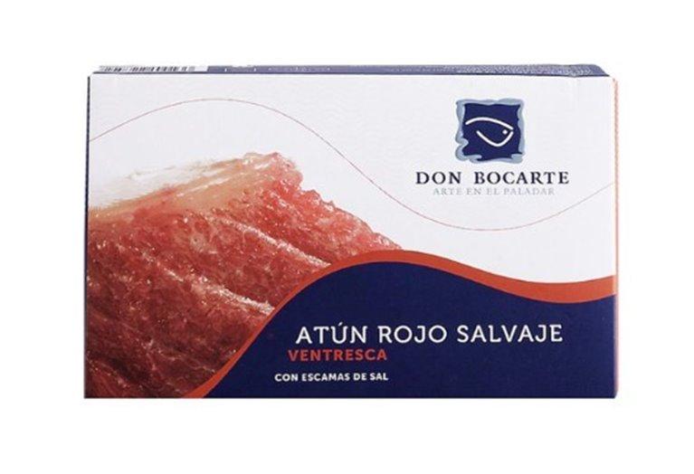 Ventresca de Atun Rojo Don Bocarte 120gr