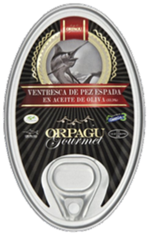 Ventresca de pez espada Orpagu