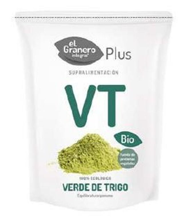 Verde de Trigo en Polvo Bio 200g