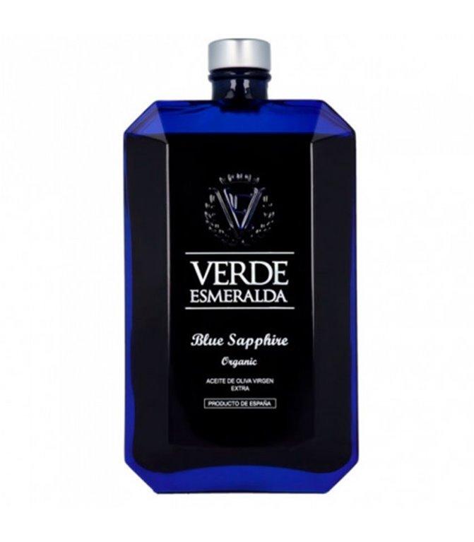 Verde Esmeralda Blue Sapphire Organic.  500 ml, 1 ud
