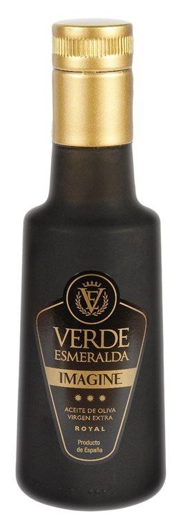 Verde Esmeralda Imagine. Aceite de Oliva  Royal. 250 ml