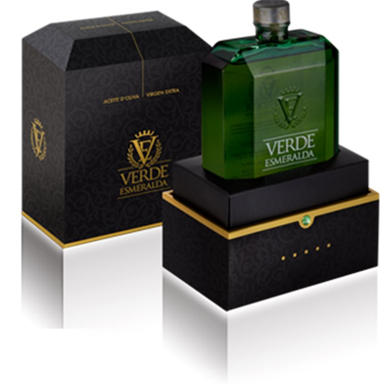 Verde Esmeralda Luxury (Botella 500ml + Estuche)