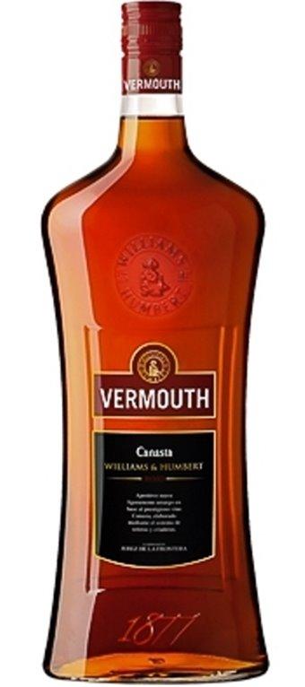 Vermouth Canasta Rojo 1 L