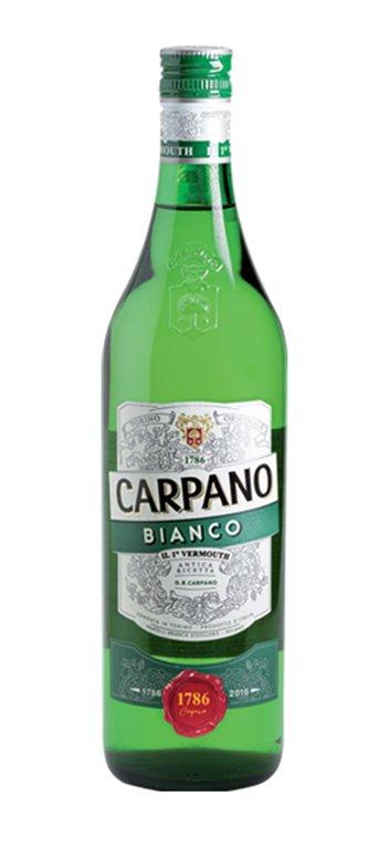 Vermouth Carpano Blanco