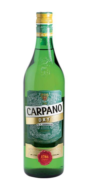 Vermouth Carpano Dry