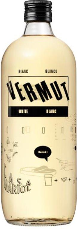 Vermouth Casa Mariol Blanco 1 litro