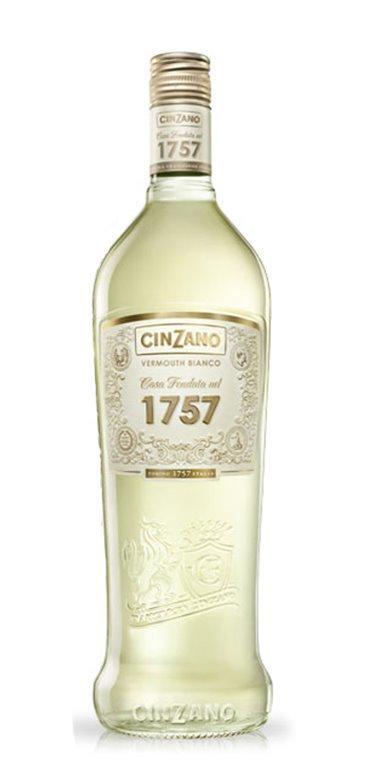 Vermouth Cinzano Blanco 1757 1L