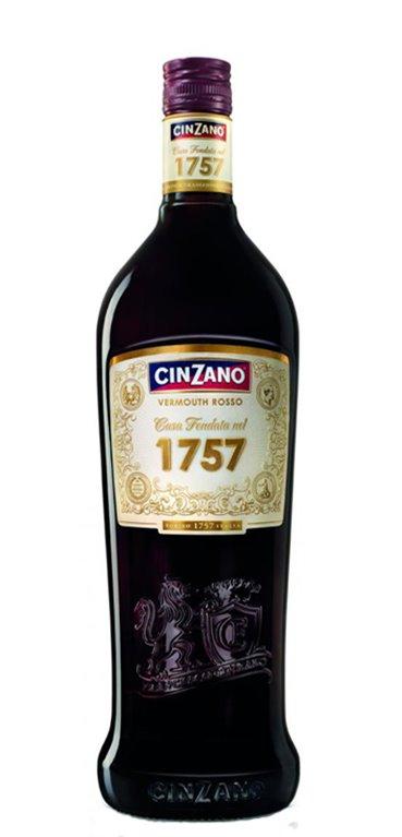 Vermouth Cinzano Rosso 1757 1L