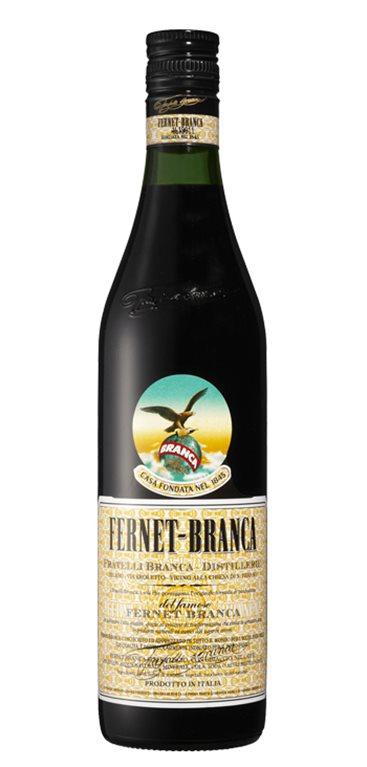 Vermouth Fernet Branca