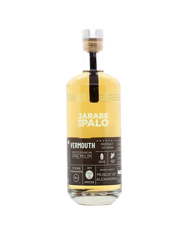 Vermouth White Syrup