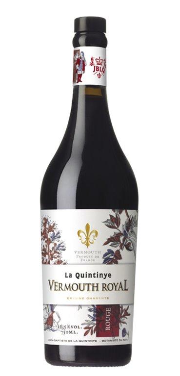 Vermouth La Quintinye Rouge