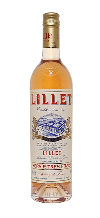 Vermouth Lillet Rose