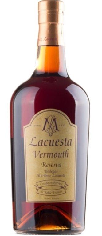 Vermouth Martinez Lacuesta Reserva