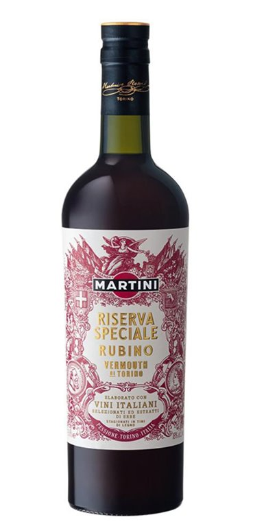 Vermouth Martini Riserva Speciale Rubino